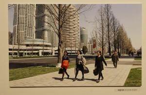 31787a5f9a1 평양 국제마라톤대회는 맑은 공기의 도심을 달리기에 인기가 높다. 12월 13일부터 25일까지 '평양이 온다' 사진전이 울산박물관 1층  '기획전시실Ⅱ ..